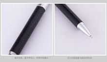 1018 Luxury carbon fiber designed Featured roller pen with metal pen