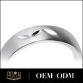 Mejor regalo de los pares 925 joyería de plata anillos de la promesa