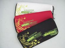 2015 lastest fancy neoprene pencil bag