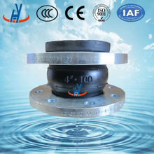 Good quality Flexible single sphere rubber expansion joint