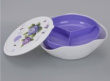 Hot sell China traditional design plastic fruit tray