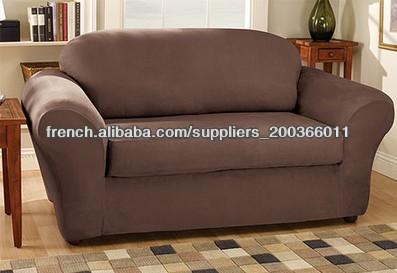 housse de canap microfibre housse canap id du produit. Black Bedroom Furniture Sets. Home Design Ideas
