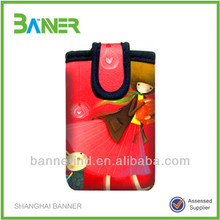 High quality updated latest top-grade promotion neoprene cell phone cases