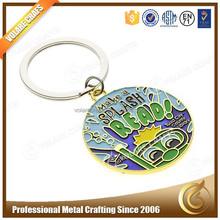 2015 New Popular High Quality Beautiful Custom Soccer Ball Keychain