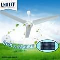 orient nueva ventilador de techo 56 pulgadas 12v dc ventilador de techo kdk con ventilador montado en la pared de regulación