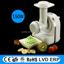 Home use fruit ice cream maker with ETL certificate