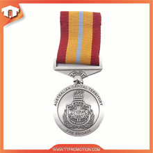 Fashionable hot sale manufacturer low price metal sport medal