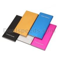 High Capacity portable 10000mAh Power Bank for iPod iPhone GPS PSP MP3/MP4(