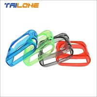 colorful transparent tpu case for iwatch cover protector 38mm watch band