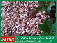 cobble and pebble stone for garden and villa decoration