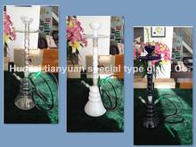 Lead free handblown pyrex borosilicate al fakher glass hookah