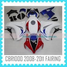 ABS Fairing body Kit for HONDA CBR1000RR 08 09 10 11 2008 2009 2010 2011