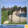 Picket fence Wrought Iron fence/steel fence/Aluminum Fence/powder coated garden&pool fence