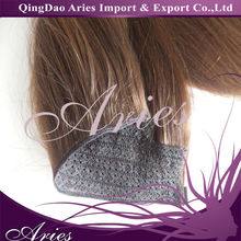 Top Quality Natural Straight Fish Wire Hair /flip in hair