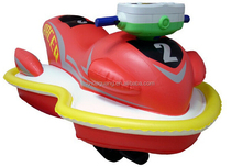 Best price kids used inflatable electric jet ski inflatable sea scooter