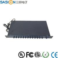 2015 trade assurance supplier AJ-8000JB SASION free sample power amplifier