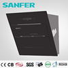 New Stepless Slide Touch Switch Kitchen Cooker Hood