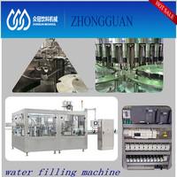 Heavy Duty Drink water bottle filling machine / equipment / production line