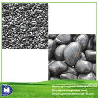 Black stone gravel, Black crushed stone, Cheap stone (3-120mm)