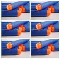 10pcs/pack,1000packs/carton Nerf N-strike Elite Rampage/ Blasters Refill Clip Darts electric toy gun soft nerf bullet