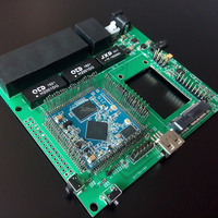 2.4 ghz and 5 ghz openwrt wireless router mt7620a wiFi core module