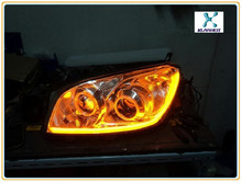 China precio de fábrica lágrima luz auto
