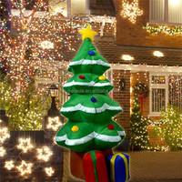2014 New Design Hot Selling decoratie outdoor or indoor Inflatable Christmas Tree