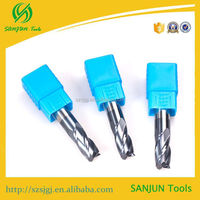 End Mill Type solid carbide end milling cutter Flat Top End Mill