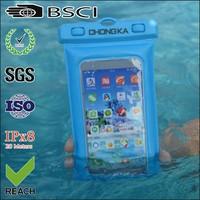 2015 Fancy waterproof floating mobile phone pouch/waterproof floating cases/waterproof mobile phone pouch