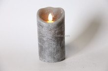 Marble Led Wax Candle Light