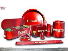 DWL Dewar's High Quality factory best sales Deluxe Bar Set For Promotion And Gift