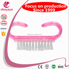 High Quality Guanagzhou Professional Beauty Manufacturer Nail Brush for Nail Cleaning