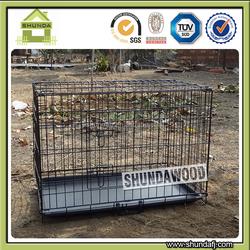 SDW01 metal pet dog cage