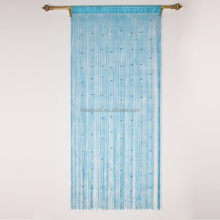 Italy style metal beaded door string curtain