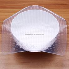 fashion silicone rubber plastic wrap film
