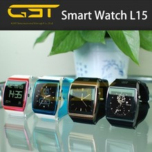 Colorful ODM Fashion Design Watch Cell Phone in Lowest Price