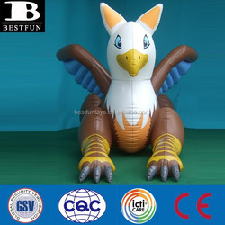 China giant inflatable gryphon display big inflatable monsters display jumbo inflatable animals for yard decoration