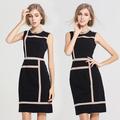 vestidos formales de oficina para las mujeres
