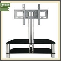 glass shelves designs for living room furniture ZY002