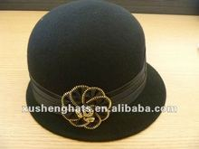 2012 new fashion hat for woman