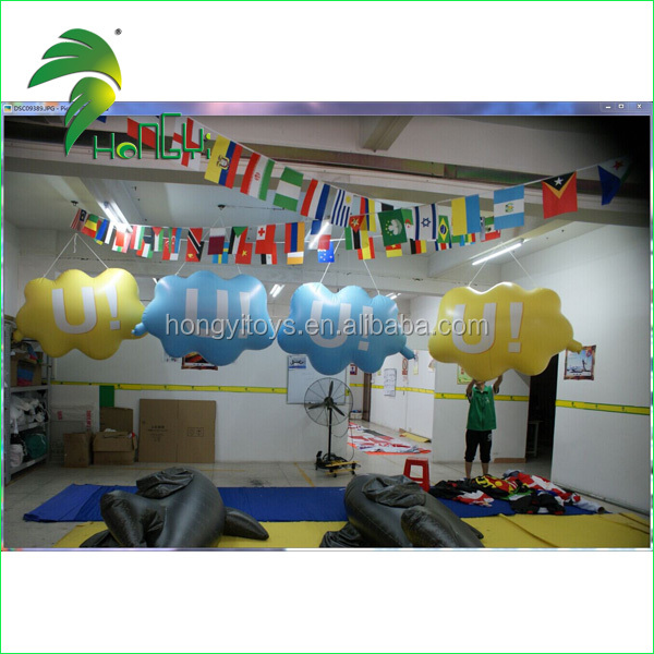 Customized Advertising Inflatable Cloud Ball.jpg