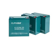 XUPAI deep cycle battery solutions/sealed lead acid free maintenance electric scooters batteries 12v 20ah