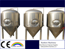 Commercial micro craft 900l Beer Fermenting tank for beer brew