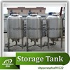 Stainless Steel Tanks/ Storage Tanks300L Vertical Stainless steel storage tank / water tanks prices for shampoo , pefume