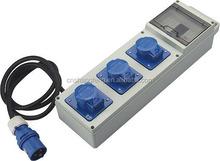 mobile mains unit waterproof IP66