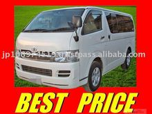 Japanese used car 2006 Toyota Hiace Van DX LONG KR-KDH200V 160,000 km 2,490 cc