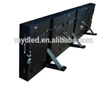 High brightness and stability vivid images stadium information led screen