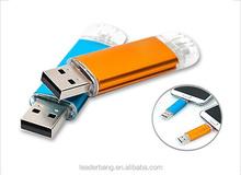 Latest Design 16GB OTG usb flash drive for mobile phone