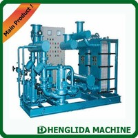 first-class China supplier exhaust gas boiler compact plate heat exchanger unit