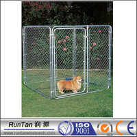 wholesale cheap chain link folding dog kennel (factory)